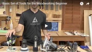 Basic Woodworking Tools For Getting Started Woodshop Magazine